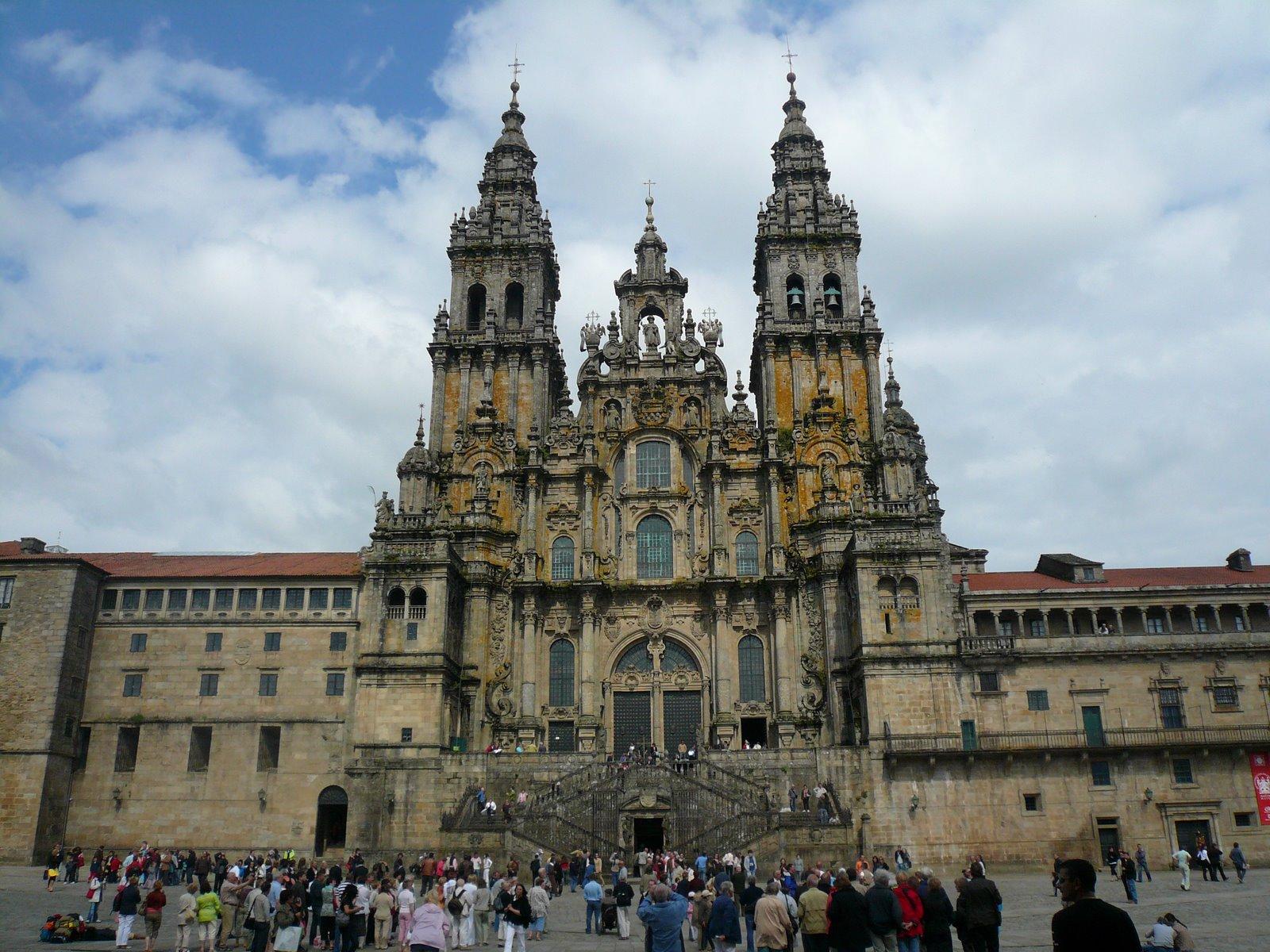 туры по португалии сантьяго де компостела нежелательным средствам