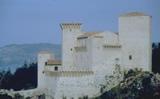 La Rocca Flea, Gualdo Tadino